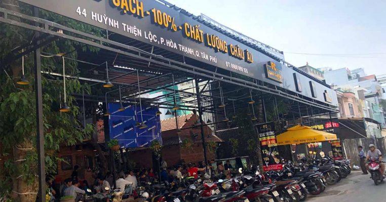 FC Good Coffee Huỳnh Thiện Lộc