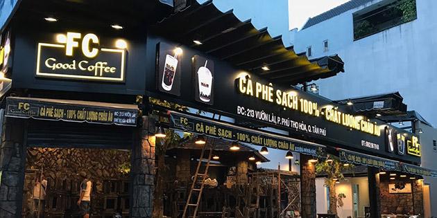 FC Good Coffee Vườn Lài