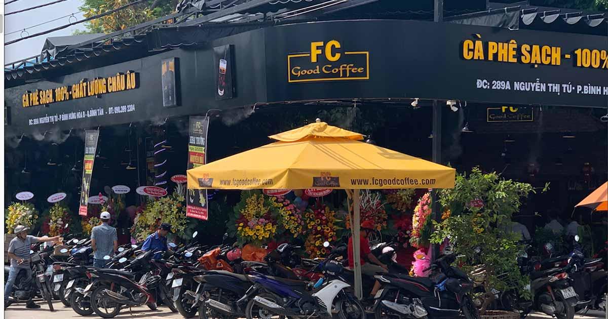 FC Good Coffee Nguyễn Thị Tú