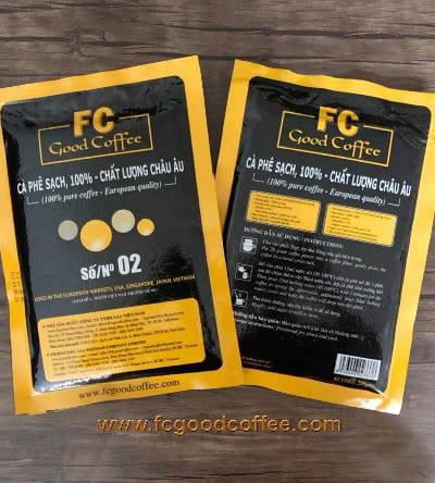 Cafe gói loại 2