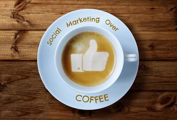 Marketing quảng bá quán cafe