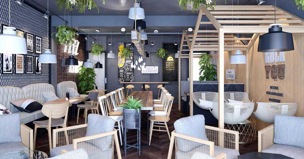 Mở quán cafe cần chuẩn bị gì