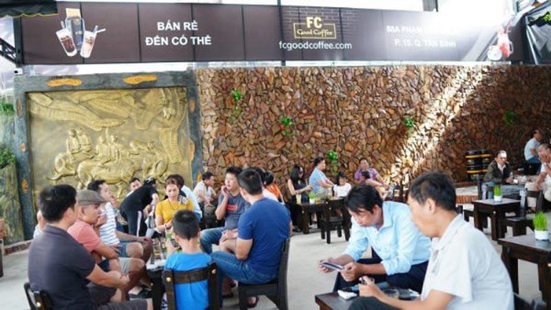 Quán Cafe Truyền Thống