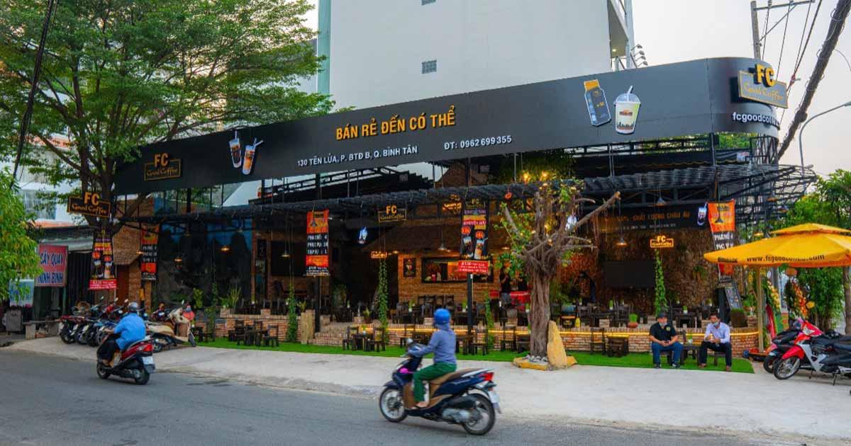 FC Good Coffee Tên Lửa