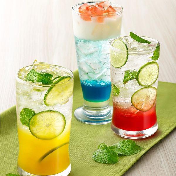 Kinh doanh thức uống Soda vào mùa hè