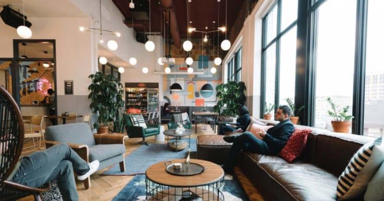 Mở quán cafe cho dân văn phòng