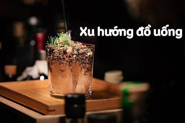 Nắm bắt xu hướng đồ uống