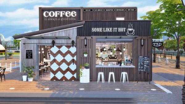 Quy mô kinh doanh quán cafe