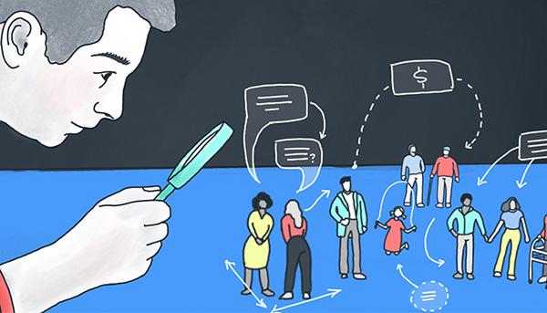 Xác định đối tượng khách hàng tìm năng