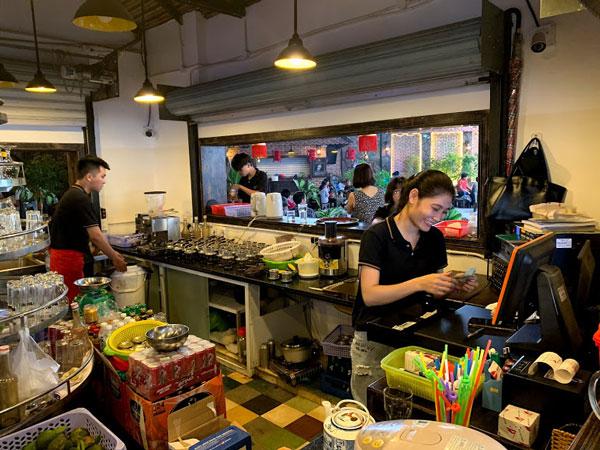 Xây Dựng Chi Tiết Kế Hoạch, Quy Trình Đào tạo nhân viên phục vụ quán cafe