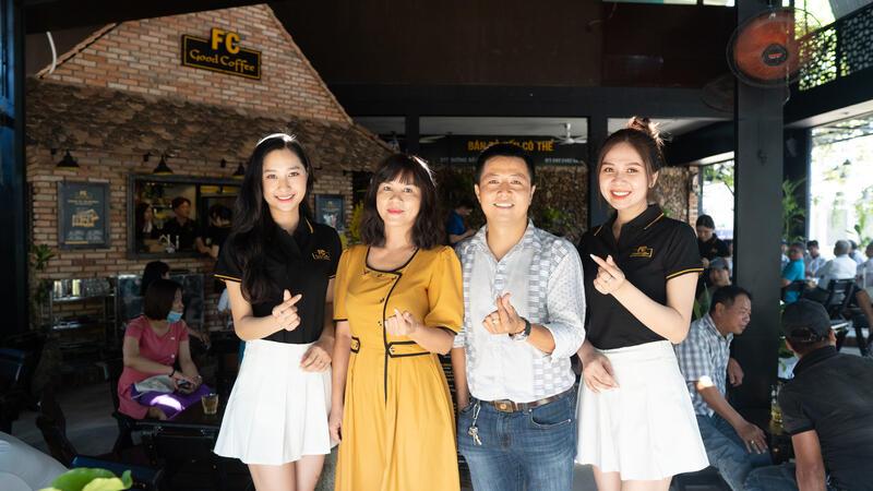 FC Good Coffee Bình Hưng Hoà