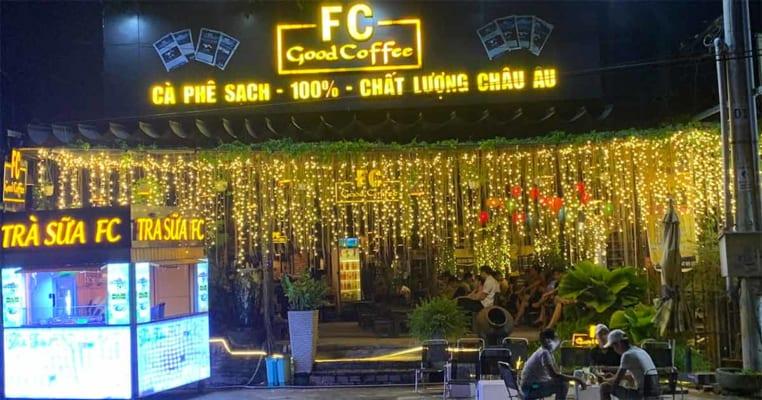 FC Good Coffee Nguyên Du - Bình Dương