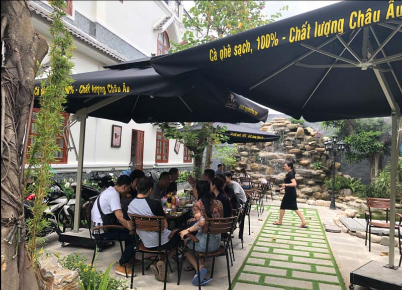 FC Good Coffee Đoàn Nguyên Tuấn