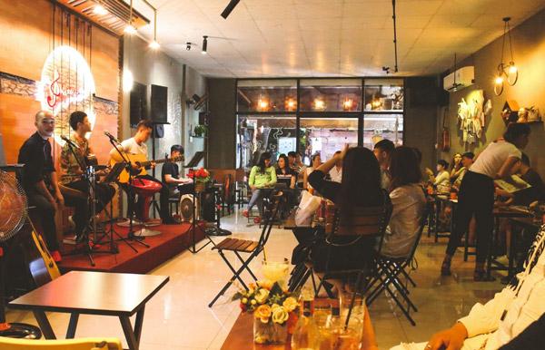 Kinh doanh quán Cafe Nhạc hiệu quả