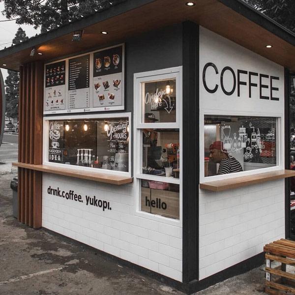 Thiết Kế, Trang Trí Quán Cafe