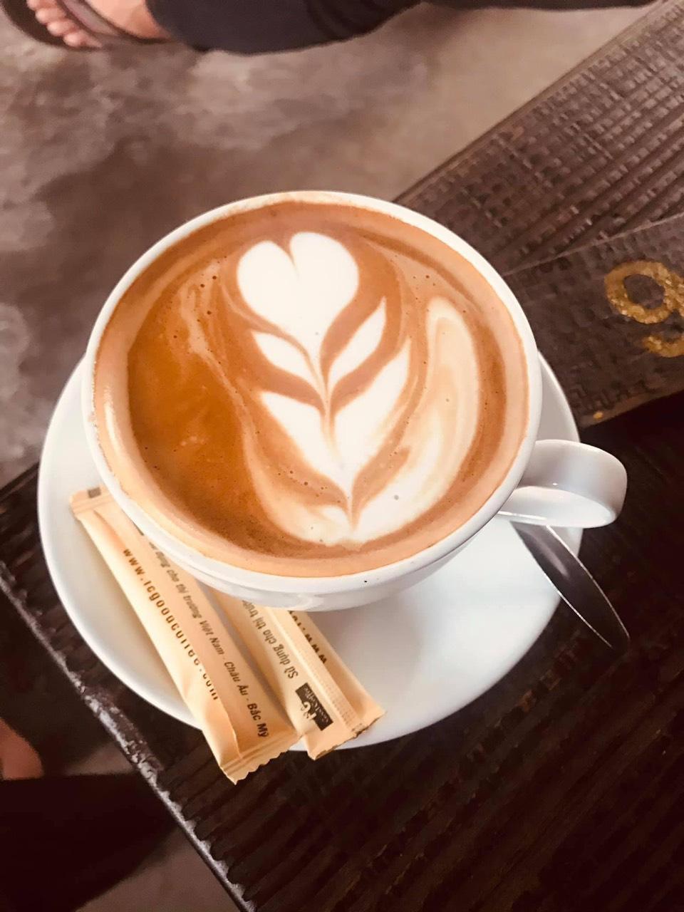 cách pha espresso